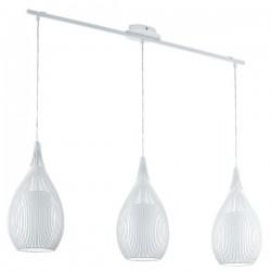 Lámpara colgante 3 luces RAZONI