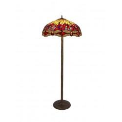 Lámpara de pie BELLE ROUGE