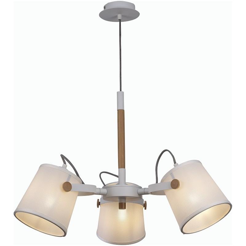 Lámpra colgante 3 luces NORDICA II